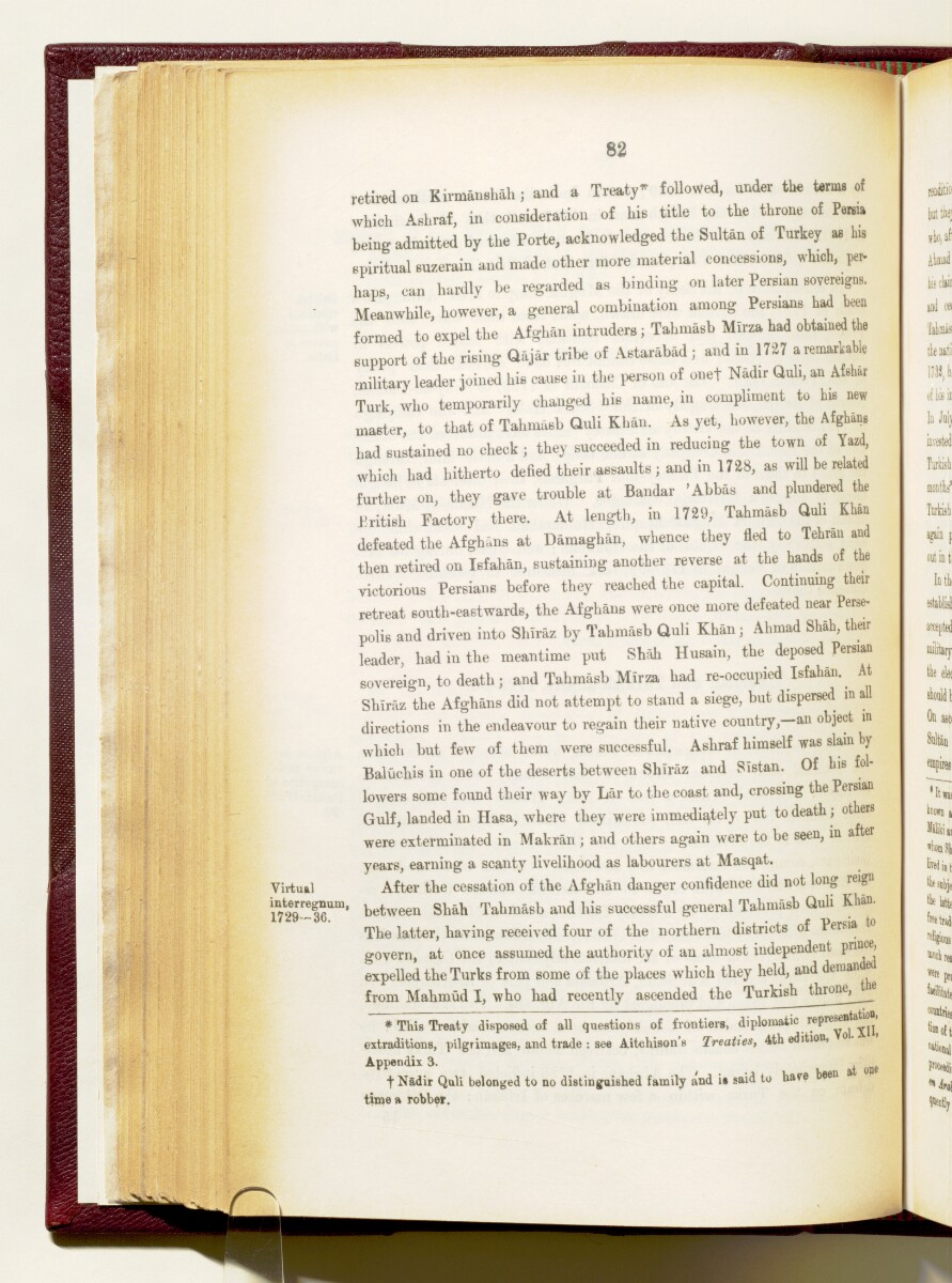 'Gazetteer of the Persian Gulf. Vol I. Historical. Part IA & IB. J G Lorimer. 1915' [82] (225/1782)