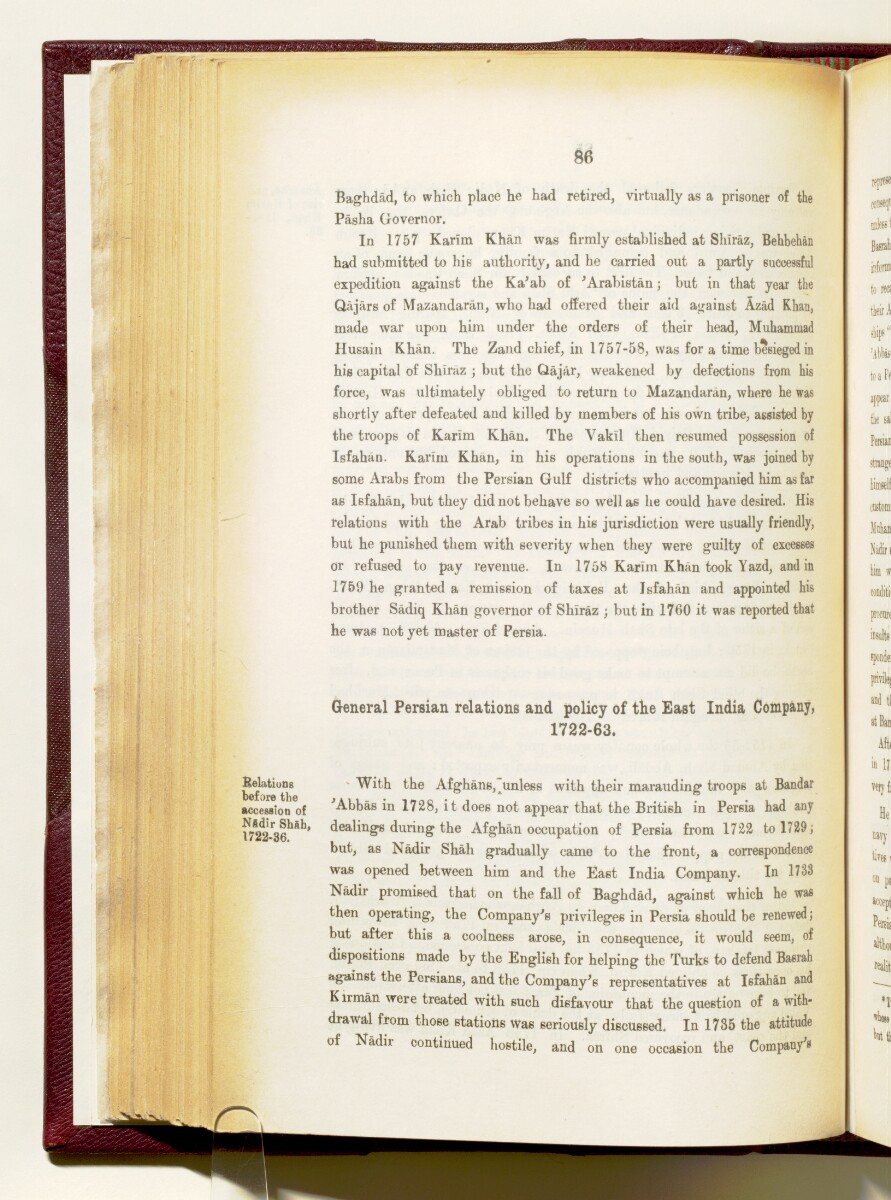 'Gazetteer of the Persian Gulf. Vol I. Historical. Part IA & IB. J G Lorimer. 1915' [86] (229/1782)