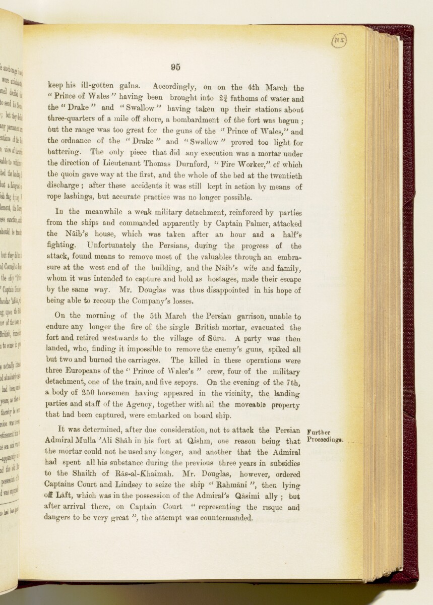 'Gazetteer of the Persian Gulf. Vol I. Historical. Part IA & IB. J G Lorimer. 1915' [‎95] (238/1782)