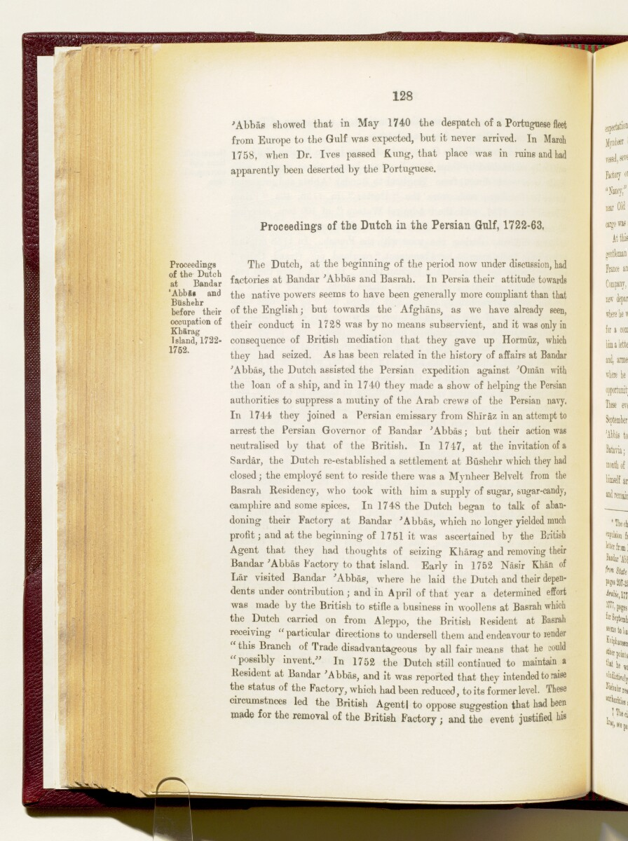 'Gazetteer of the Persian Gulf. Vol I. Historical. Part IA & IB. J G Lorimer. 1915' [‎128] (271/1782)