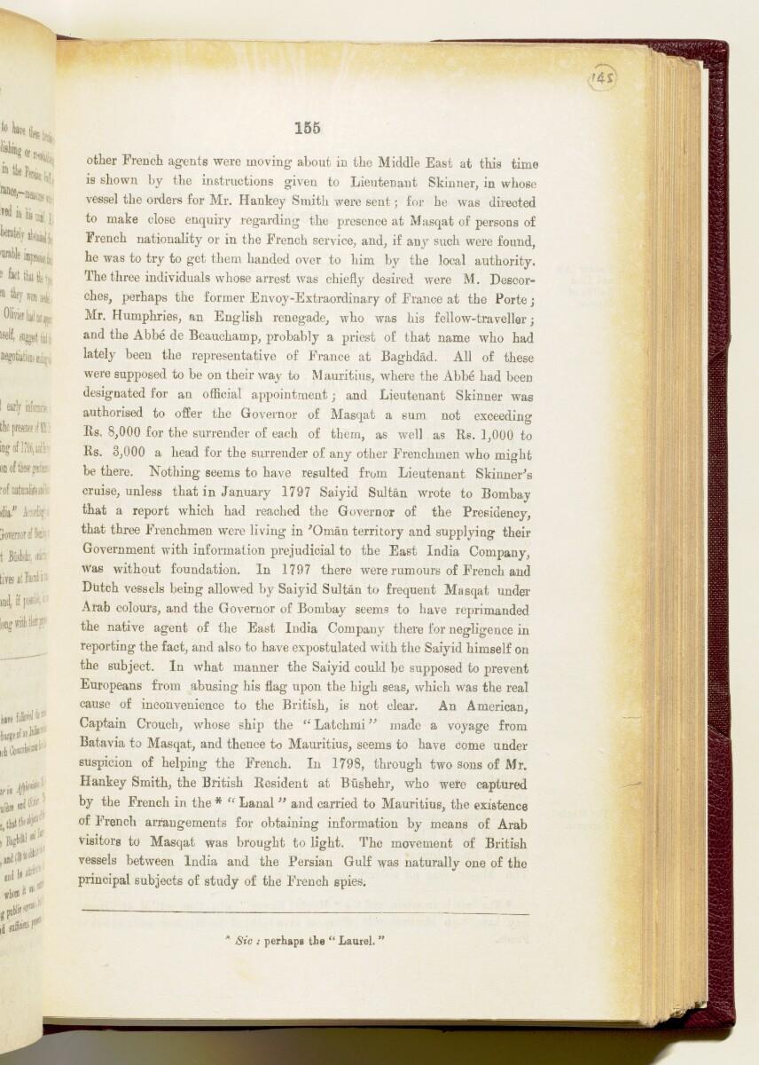 'Gazetteer of the Persian Gulf. Vol I. Historical. Part IA & IB. J G Lorimer. 1915' [155] (298/1782)