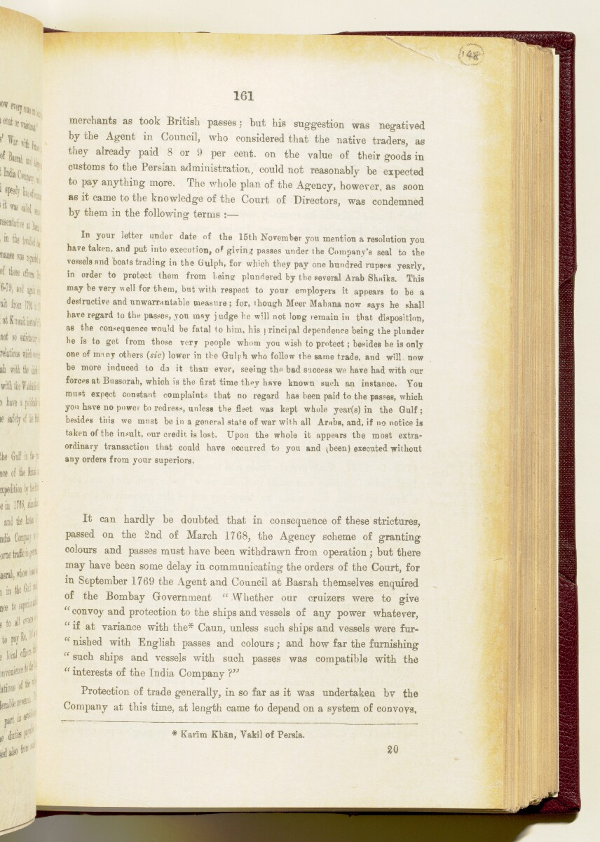 'Gazetteer of the Persian Gulf. Vol I. Historical. Part IA & IB. J G Lorimer. 1915' [161] (304/1782)