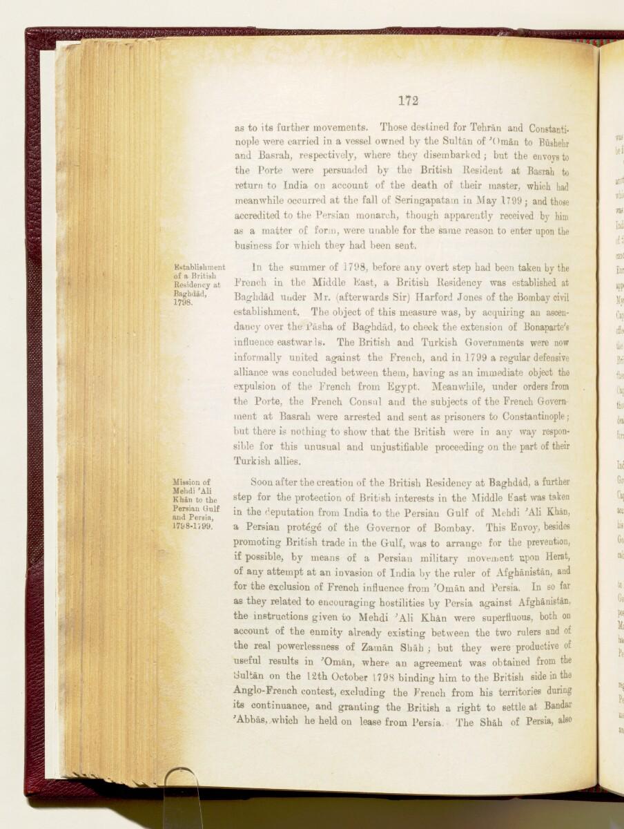 'Gazetteer of the Persian Gulf. Vol I. Historical. Part IA & IB. J G Lorimer. 1915' [172] (315/1782)