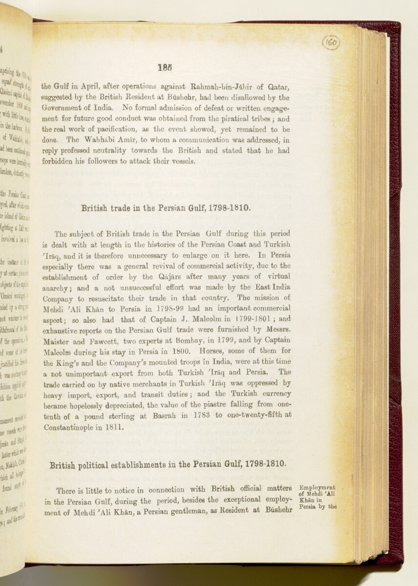 'Gazetteer of the Persian Gulf. Vol I. Historical. Part IA & IB. J G Lorimer. 1915' [185] (328/1782)