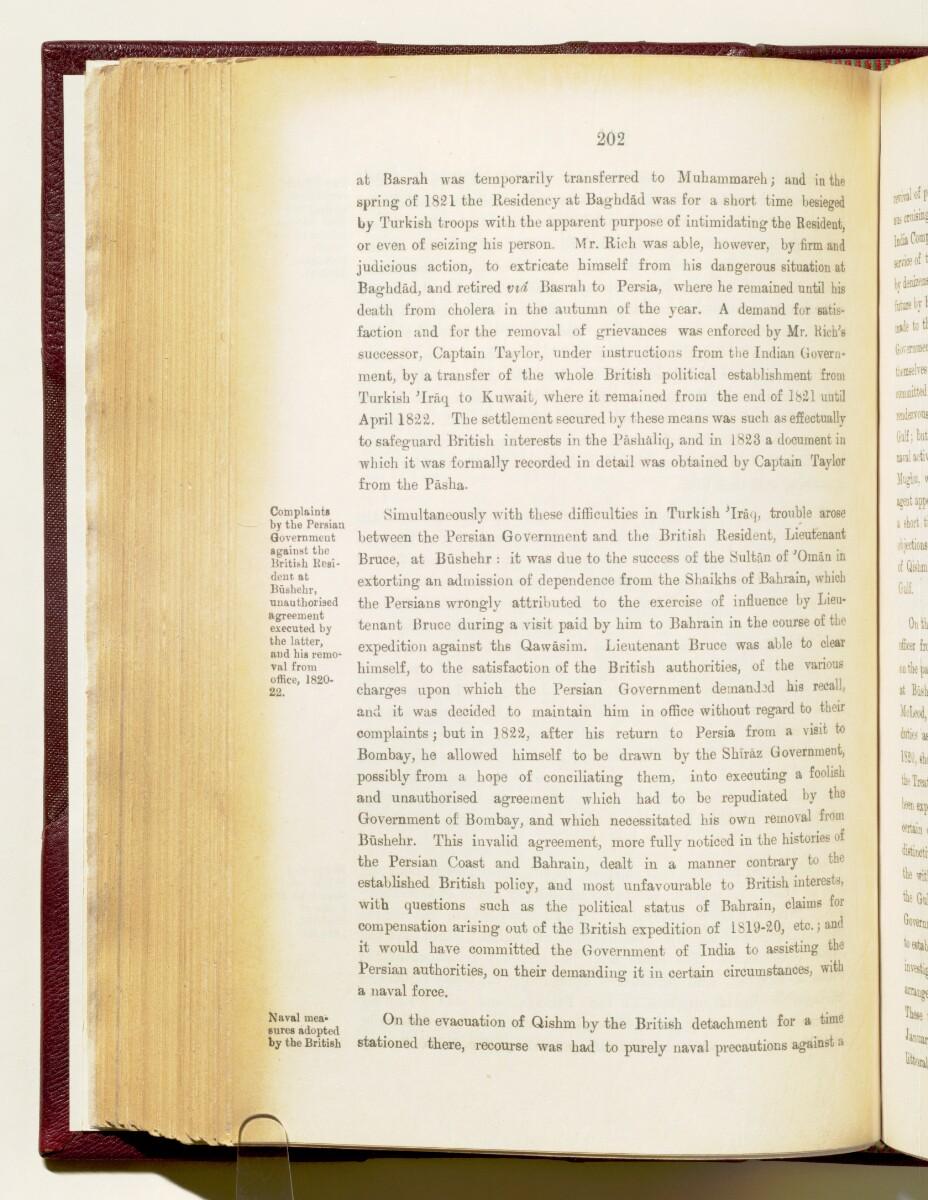 'Gazetteer of the Persian Gulf. Vol I. Historical. Part IA & IB. J G Lorimer. 1915' [202] (345/1782)