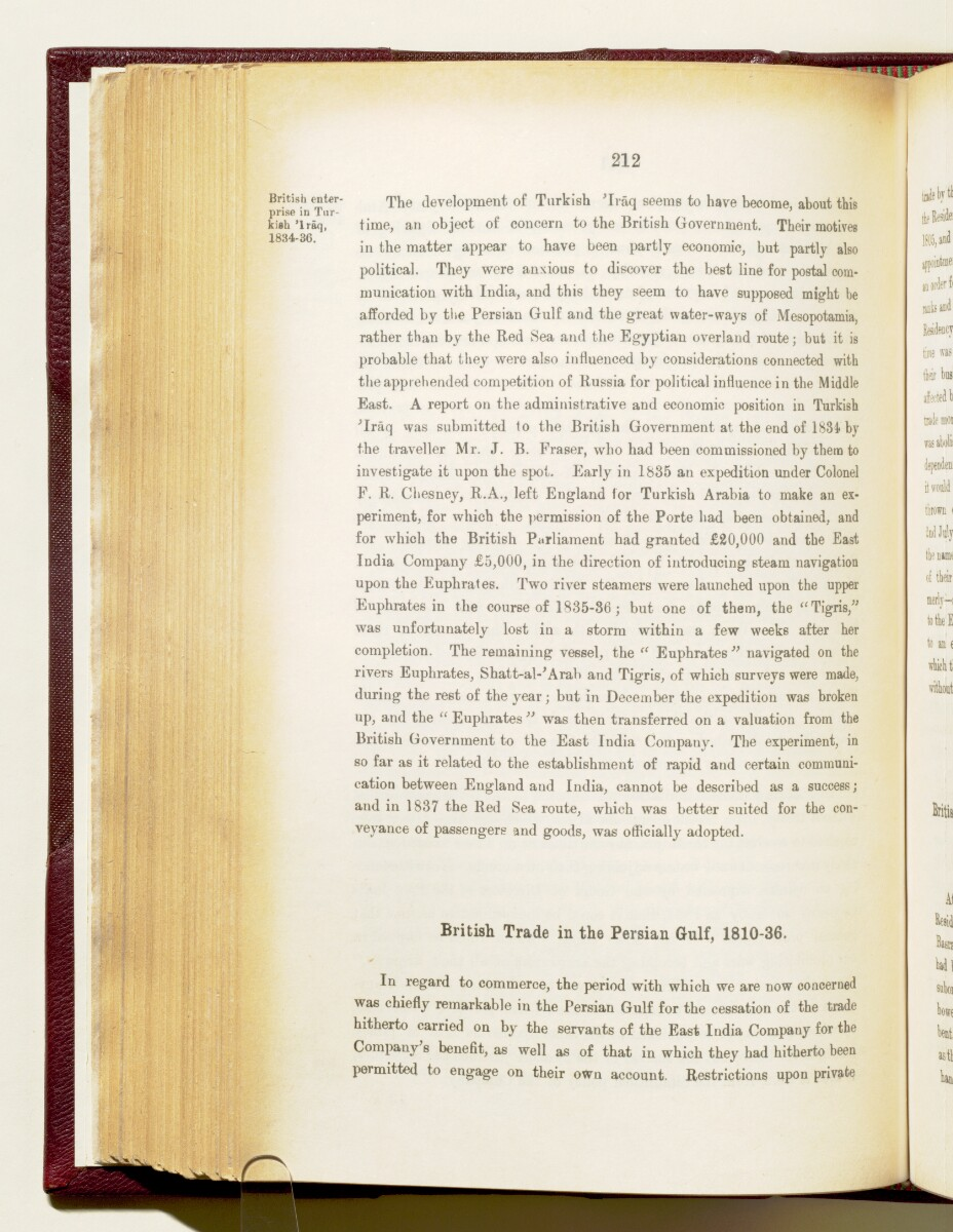 'Gazetteer of the Persian Gulf. Vol I. Historical. Part IA & IB. J G Lorimer. 1915' [212] (355/1782)