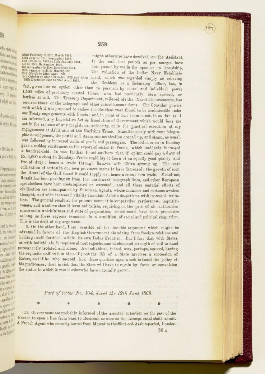 'Gazetteer of the Persian Gulf. Vol I. Historical. Part IA & IB. J G Lorimer. 1915' [259] (402/1782)