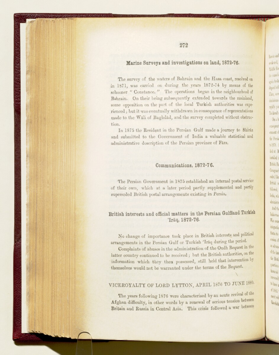 'Gazetteer of the Persian Gulf. Vol I. Historical. Part IA & IB. J G Lorimer. 1915' [272] (415/1782)