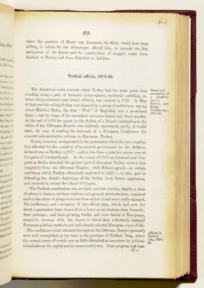 'Gazetteer of the Persian Gulf. Vol I. Historical. Part IA & IB. J G Lorimer. 1915' [275] (418/1782)