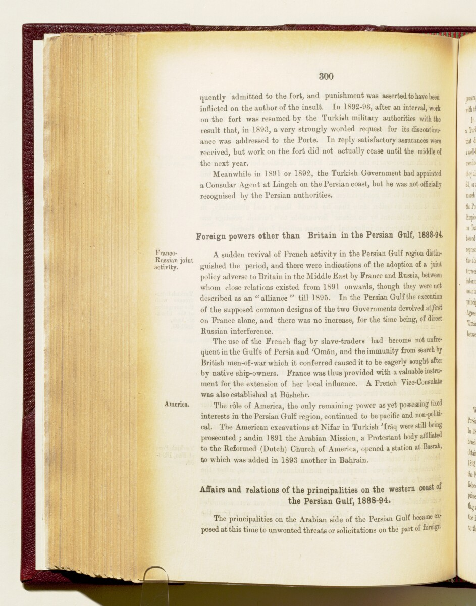 'Gazetteer of the Persian Gulf. Vol I. Historical. Part IA & IB. J G Lorimer. 1915' [300] (443/1782)