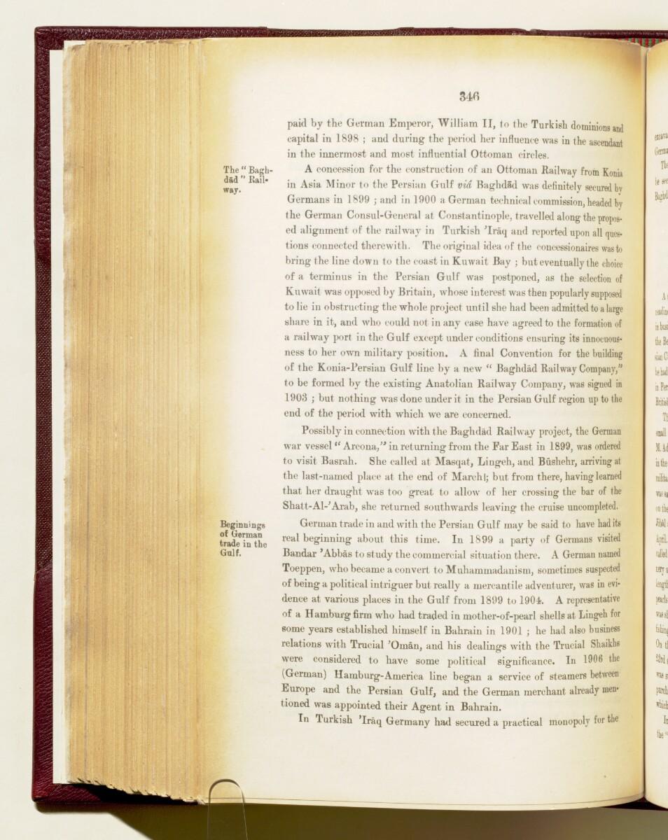 'Gazetteer of the Persian Gulf. Vol I. Historical. Part IA & IB. J G Lorimer. 1915' [346] (489/1782)