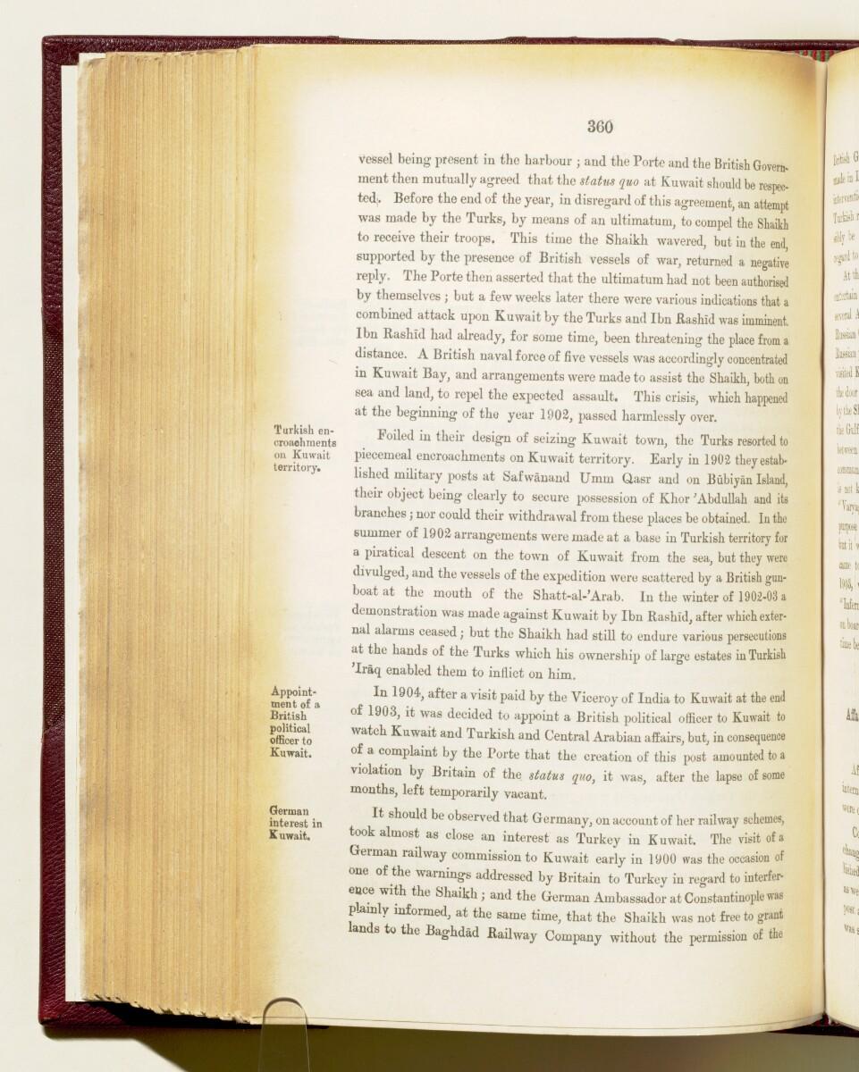 'Gazetteer of the Persian Gulf. Vol I. Historical. Part IA & IB. J G Lorimer. 1915' [360] (503/1782)