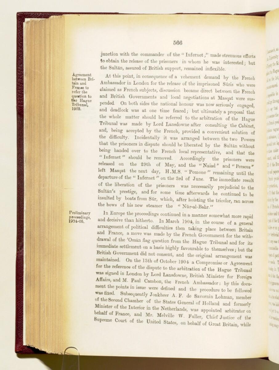'Gazetteer of the Persian Gulf. Vol I. Historical. Part IA & IB. J G Lorimer. 1915' [566] (709/1782)