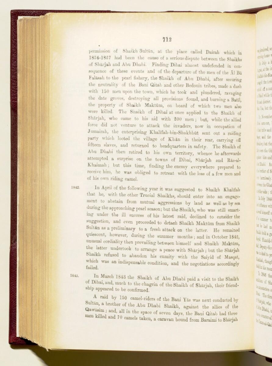 'Gazetteer of the Persian Gulf. Vol I. Historical. Part IA & IB. J G Lorimer. 1915' [712] (855/1782)