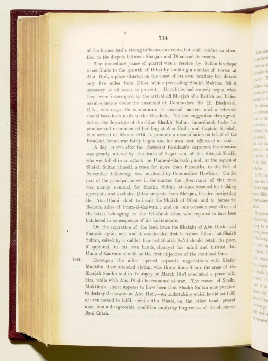 'Gazetteer of the Persian Gulf. Vol I. Historical. Part IA & IB. J G Lorimer. 1915' [714] (857/1782)