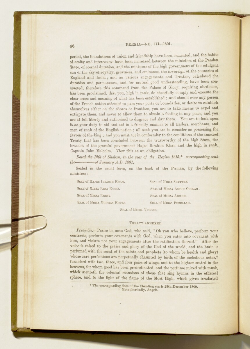 'A collection of treaties, engagements and sanads relating to India and neighbouring countries' [46] (63/578)