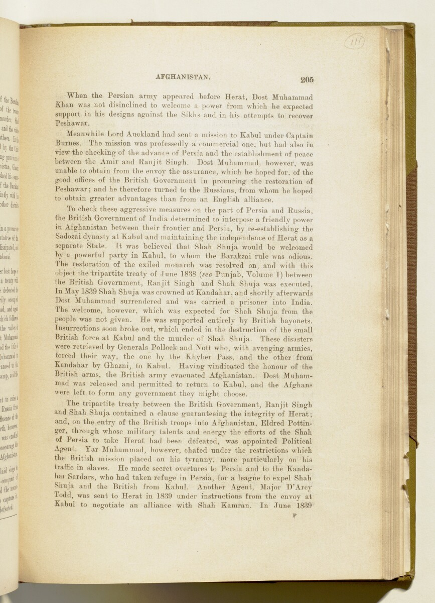 'A collection of treaties, engagements and sanads relating to India and neighbouring countries' [‎205] (222/578)