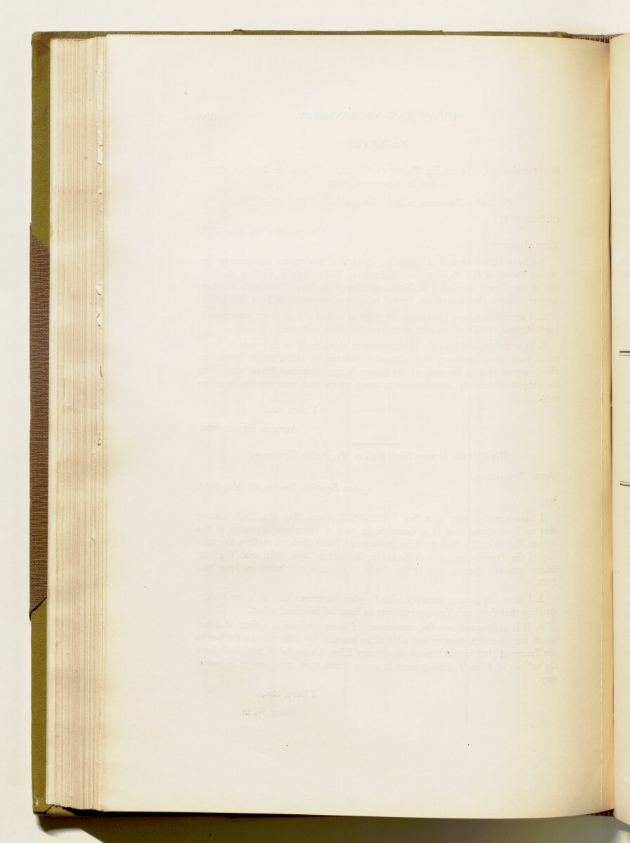 'A collection of treaties, engagements and sanads relating to India and neighbouring countries' [306] (323/578)