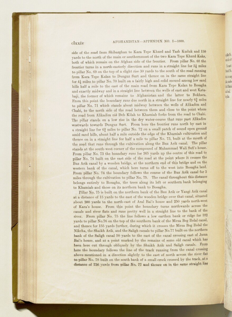 'A collection of treaties, engagements and sanads relating to India and neighbouring countries' [174] (497/578)
