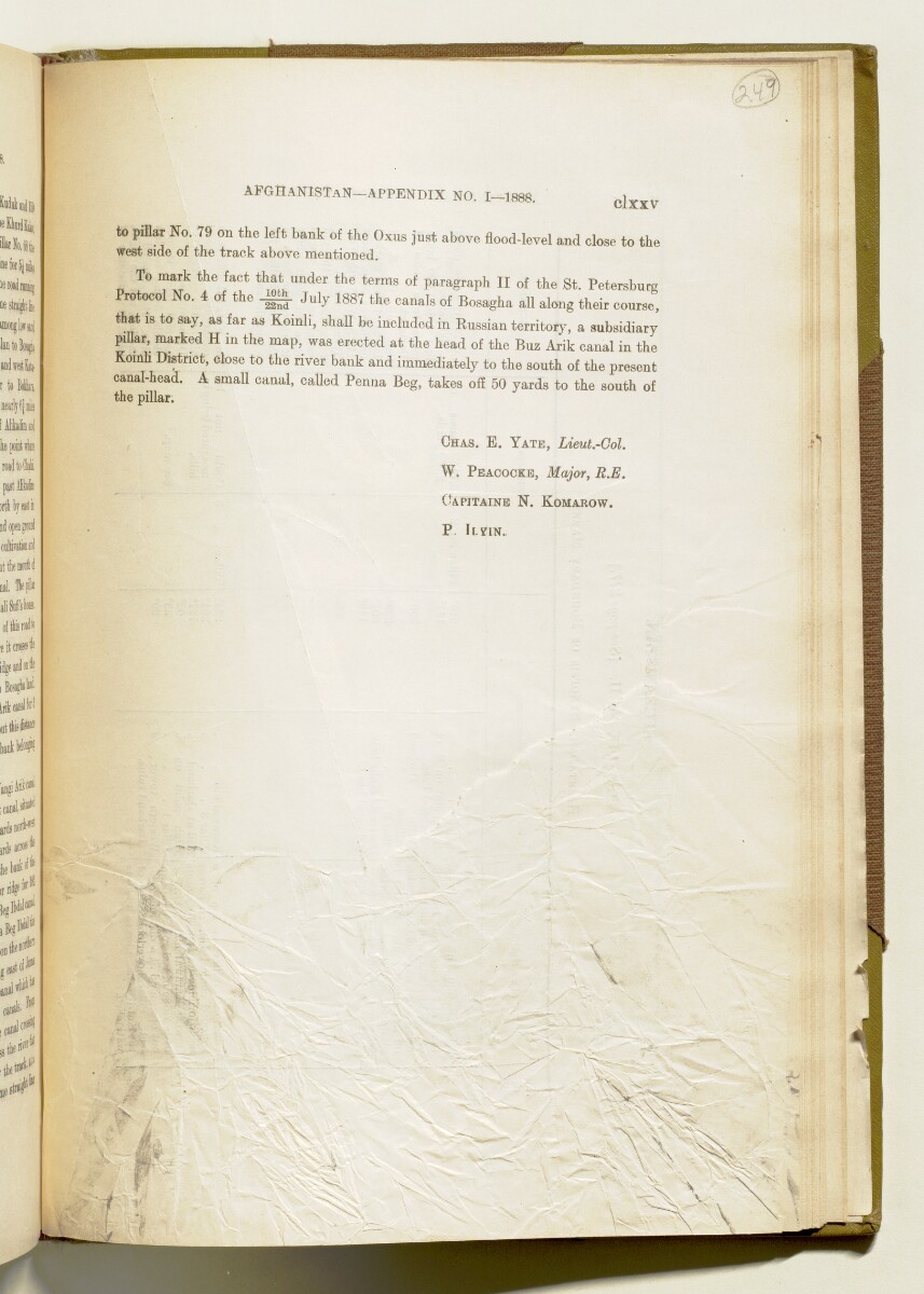 'A collection of treaties, engagements and sanads relating to India and neighbouring countries' [175] (498/578)