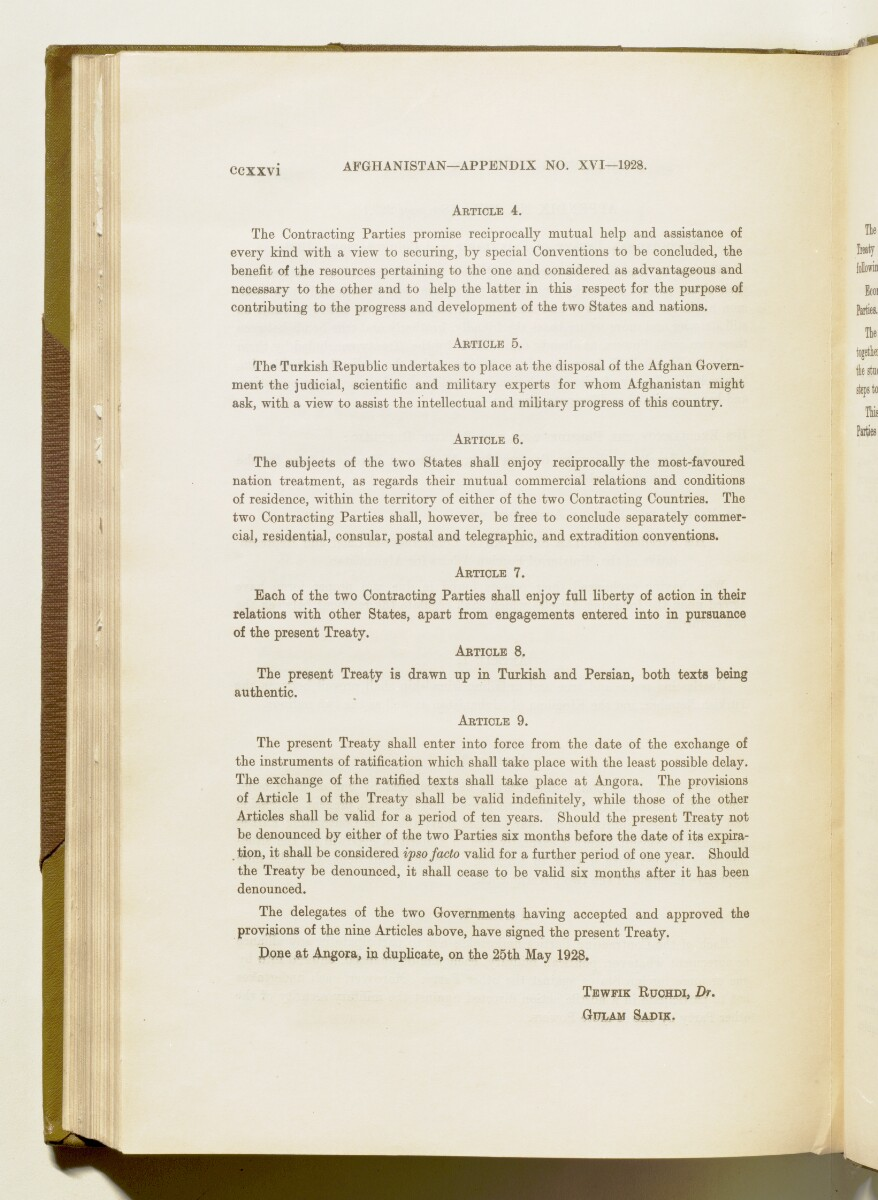 'A collection of treaties, engagements and sanads relating to India and neighbouring countries' [226] (549/578)