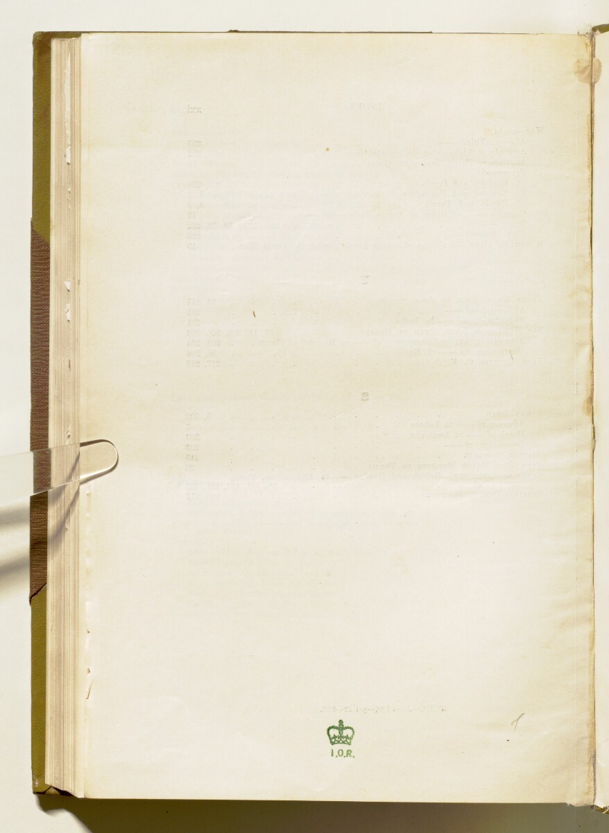 'A collection of treaties, engagements and sanads relating to India and neighbouring countries' [22] (575/578)
