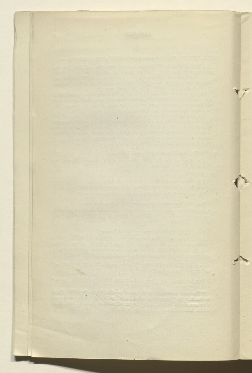 'CORRECTIONS TO GAZETTEER OF PERSIA. VOLUME III' [‎6v] (14/180)