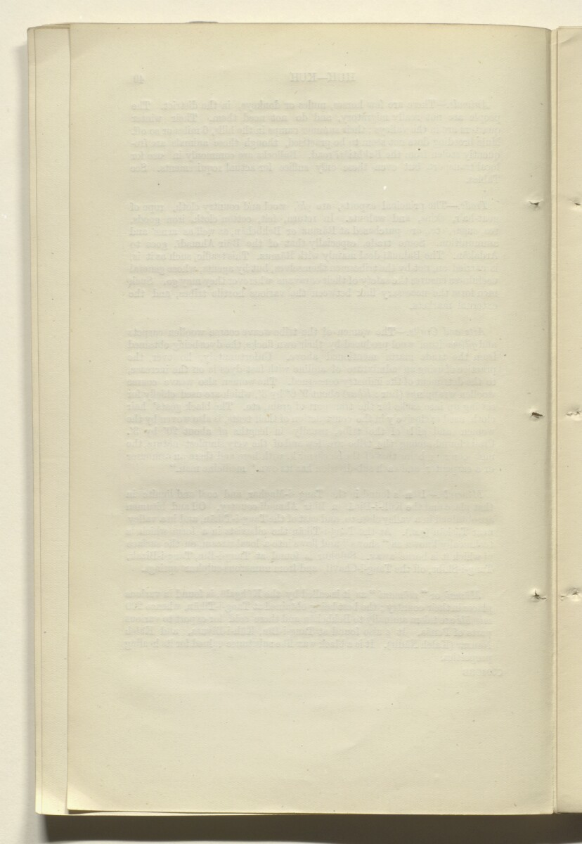 'CORRECTIONS TO GAZETTEER OF PERSIA. VOLUME III' [‎49v] (100/180)