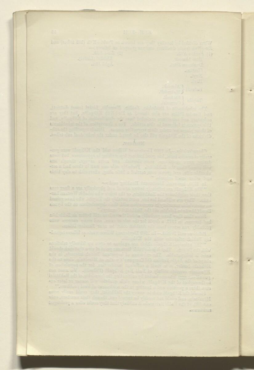 'CORRECTIONS TO GAZETTEER OF PERSIA. VOLUME III' [55v] (112/180)