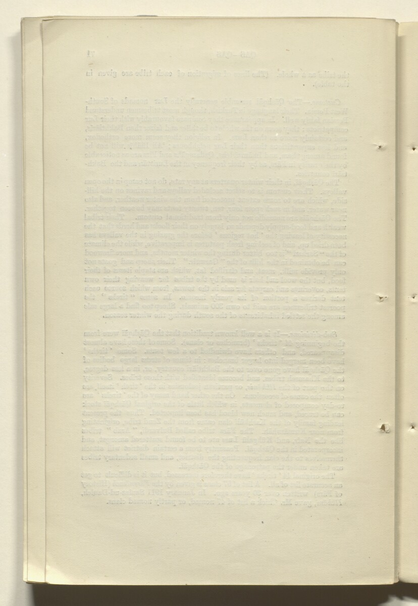 'CORRECTIONS TO GAZETTEER OF PERSIA. VOLUME III' [71v] (144/180)