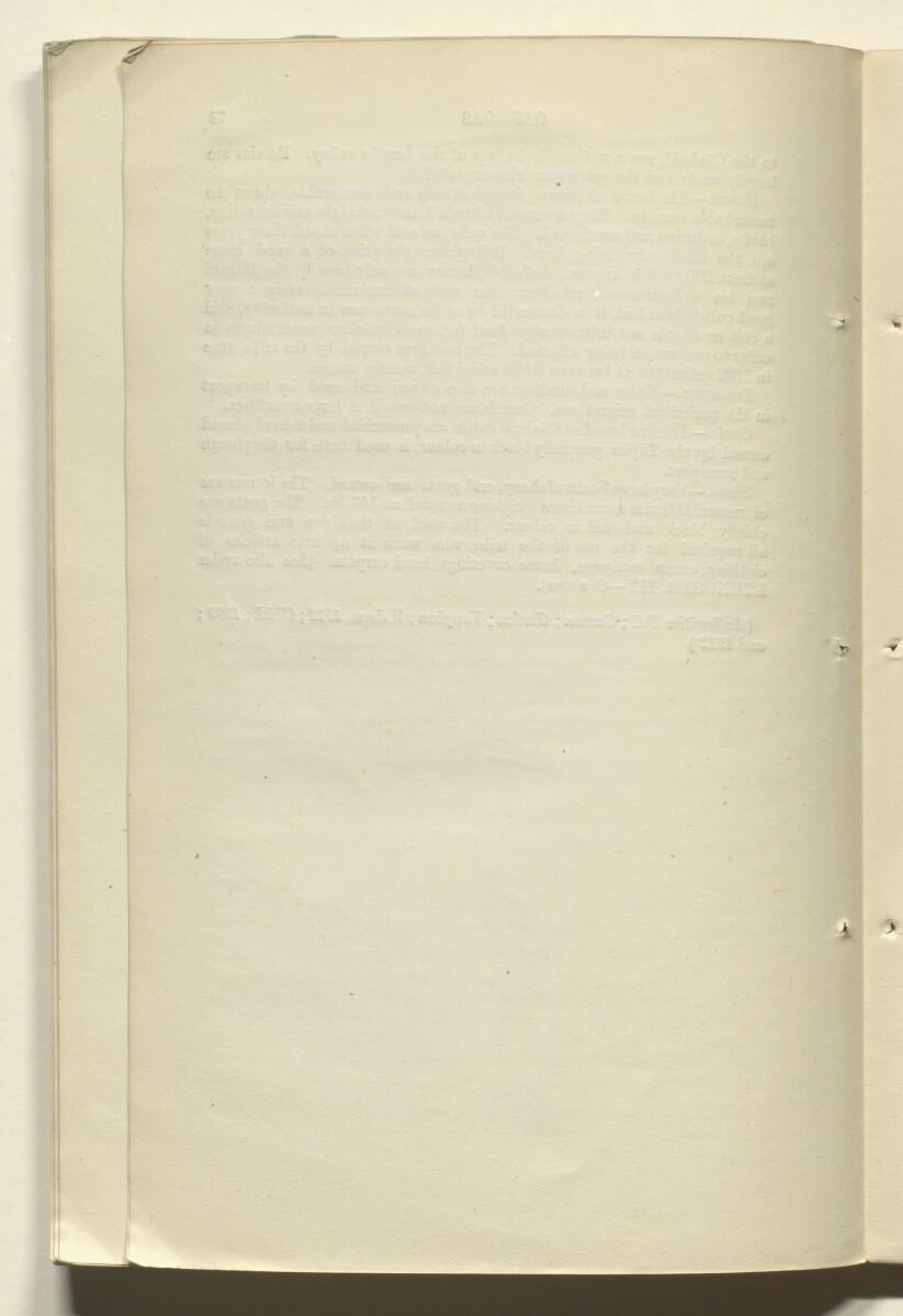 'CORRECTIONS TO GAZETTEER OF PERSIA. VOLUME III' [78v] (158/180)