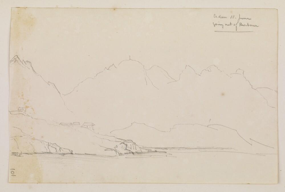 "<bdi class=""metadata-value"">'My Scrap Book volume V'. Artist: Augustus Fortunatus Bellasis (1822–1872)</bdi>"