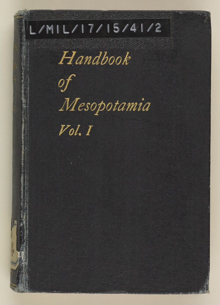 "<bdi class=""metadata-value"">'Handbook of Mesopotamia. Vol. I. 1918'</bdi>"