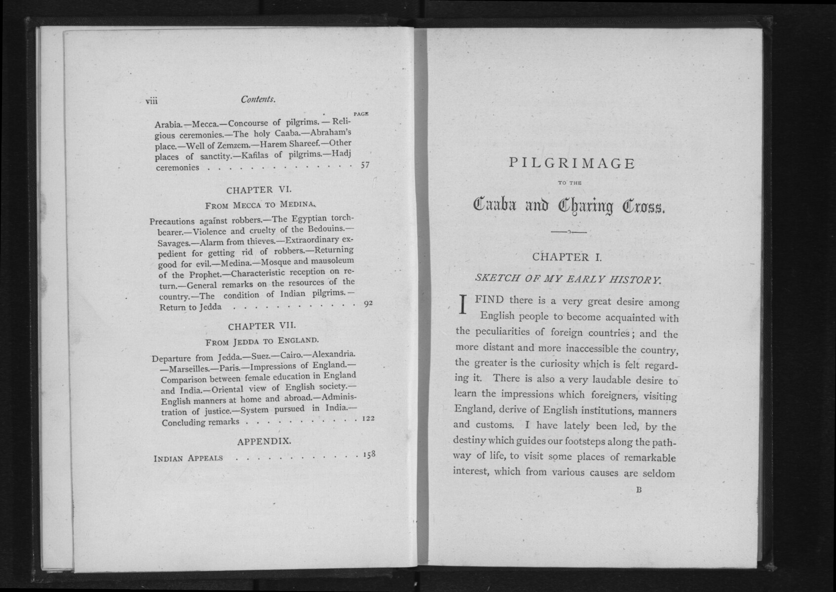 Pilgrimage to the Caaba and Charing Cross [F-1-7] (7/101) | Qatar